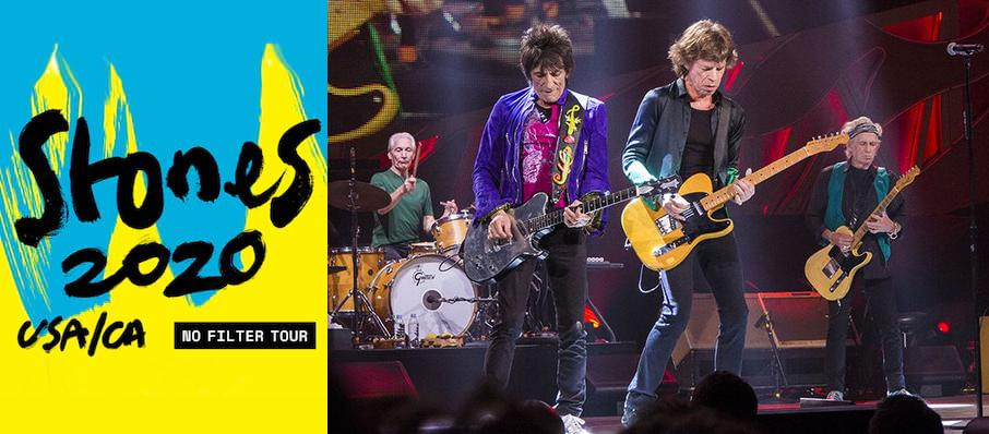 The Rolling Stones at Mercedes-Benz Superdome