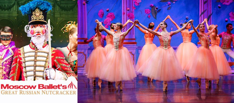 Moscow Ballet's Great Russian Nutcracker at Saenger Theatre
