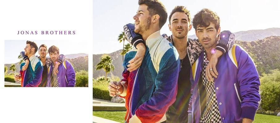 Jonas Brothers at Smoothie King Center