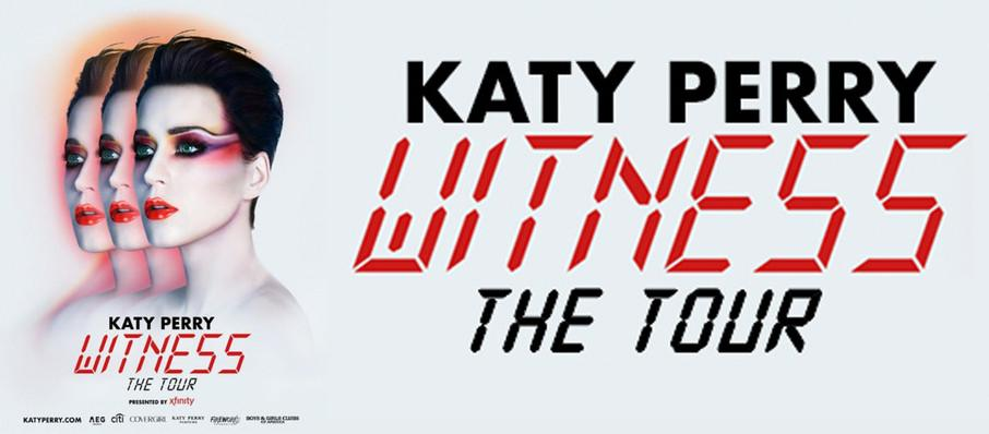 Katy Perry at Smoothie King Center