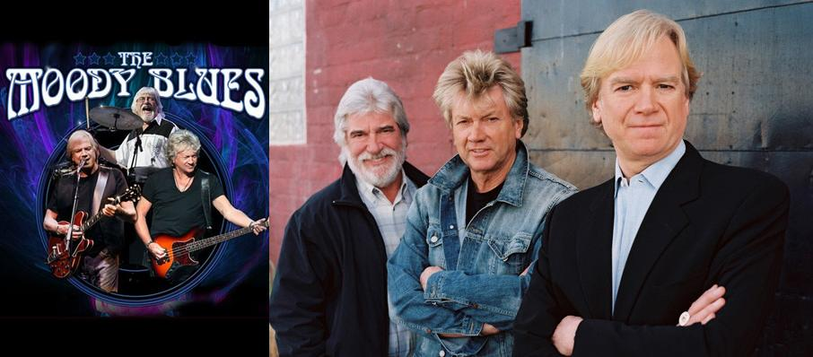 Moody Blues at Saenger Theatre