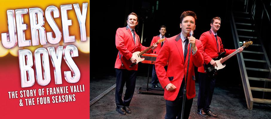 Jersey Boys at Saenger Theatre