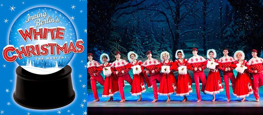 Irving Berlin's White Christmas at Saenger Theatre