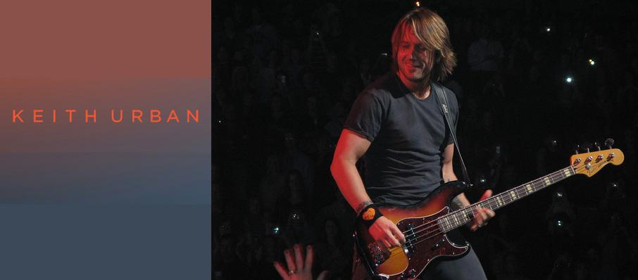 Keith Urban at Smoothie King Center