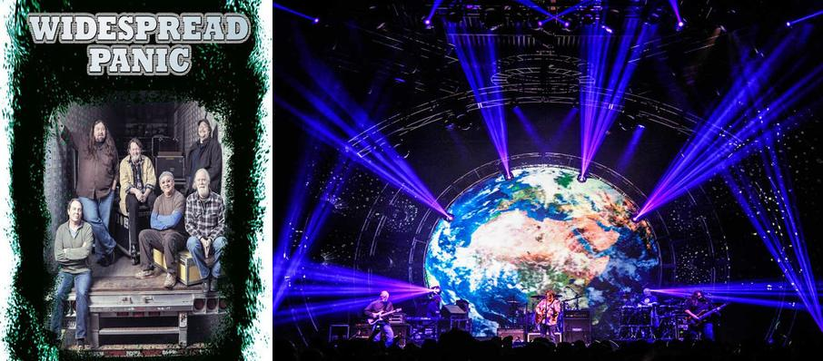 Widespread Panic at Uno Lakefront Arena
