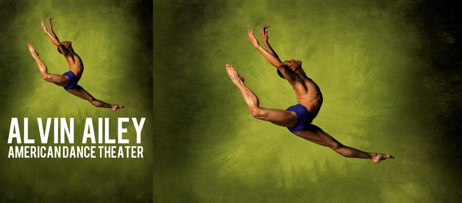 Alvin Ailey American Dance Theater at Mahalia Jackson Theatre