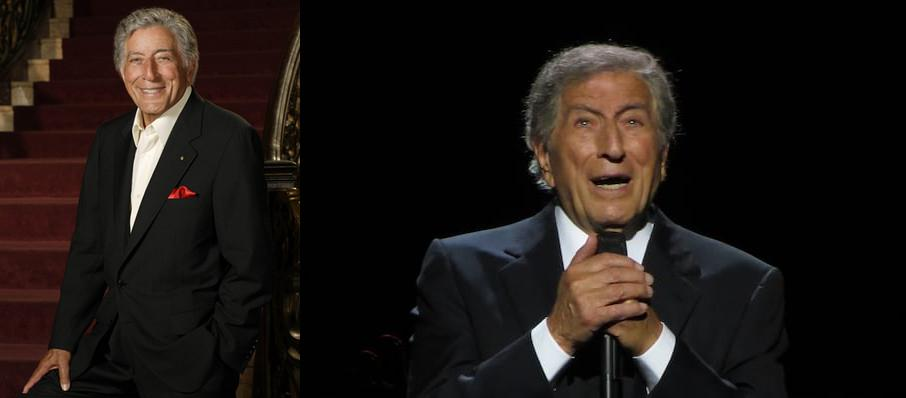 Tony Bennett at Saenger Theatre