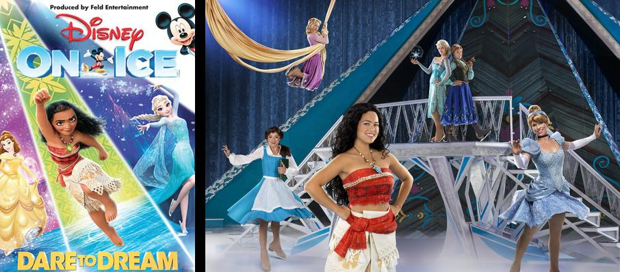 Disney On Ice: Dare To Dream at Uno Lakefront Arena