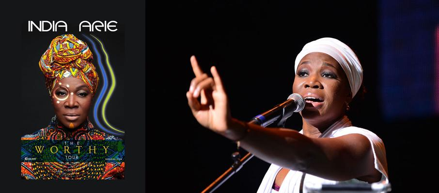India.Arie at Mahalia Jackson Theatre