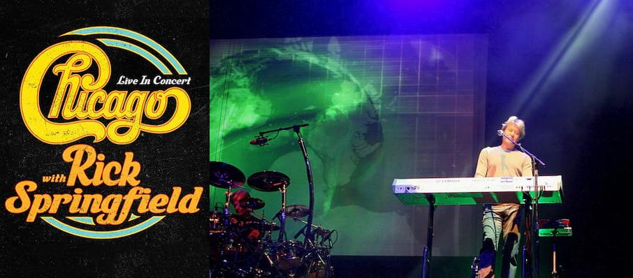 Chicago - The Band at Saenger Theatre