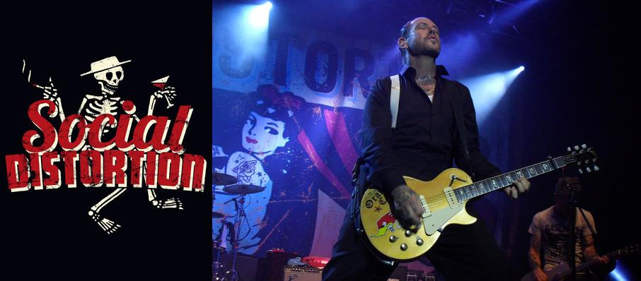 Social Distortion at House of Blues
