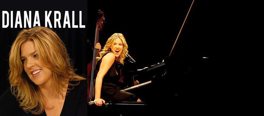 Diana Krall at Saenger Theatre