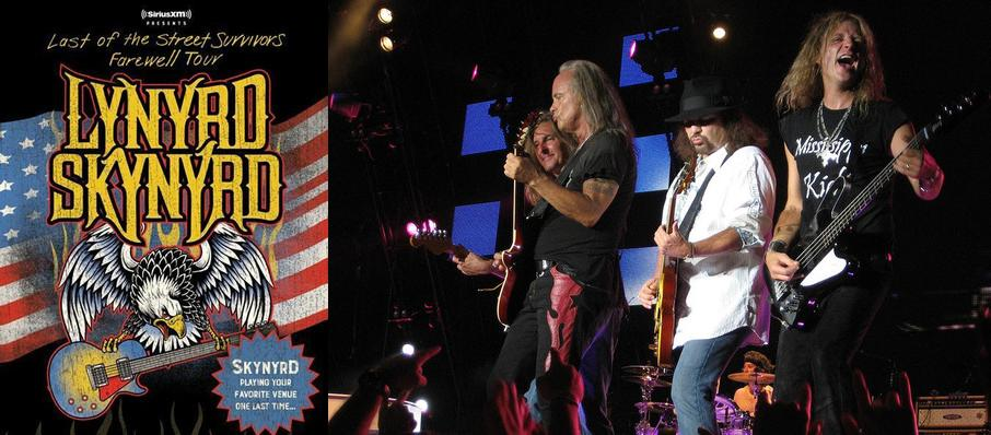 Lynyrd Skynyrd at Smoothie King Center
