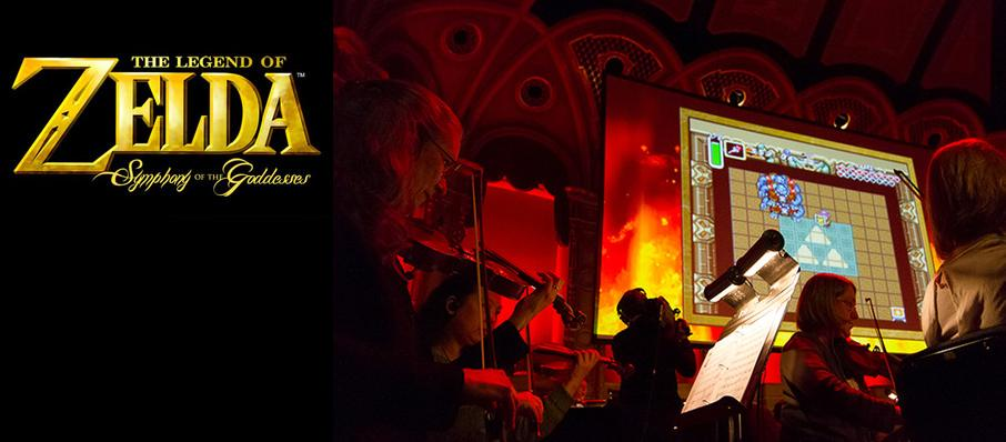 The Legend Of Zelda: Symphony of The Goddesses at Saenger Theatre