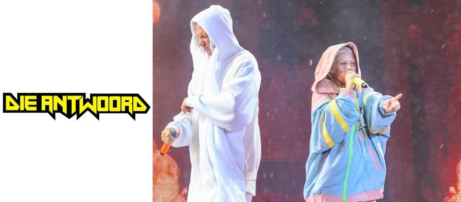 Die Antwoord at The Fillmore
