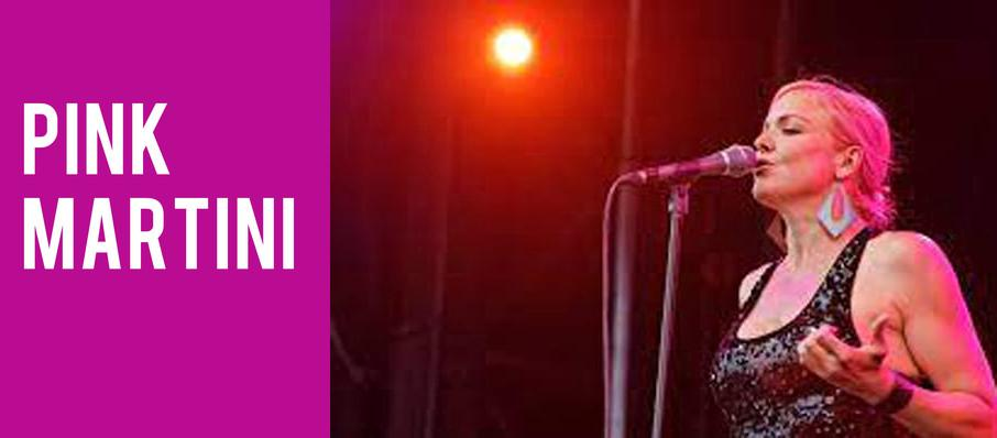 Pink Martini at Orpheum Theater