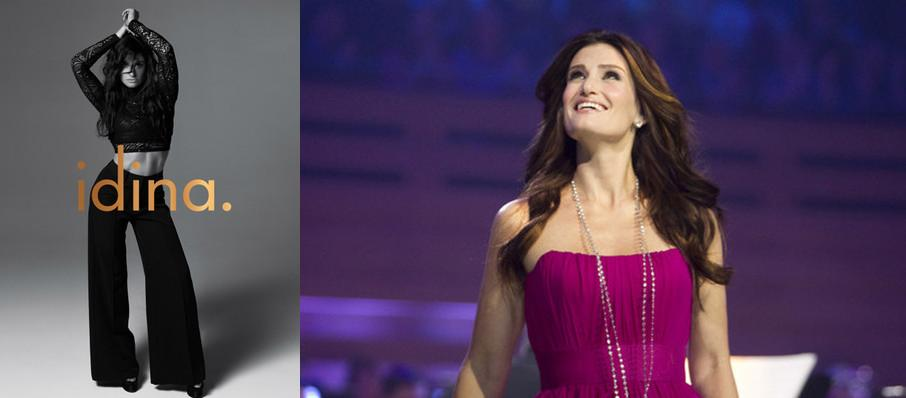 Idina Menzel at Saenger Theatre