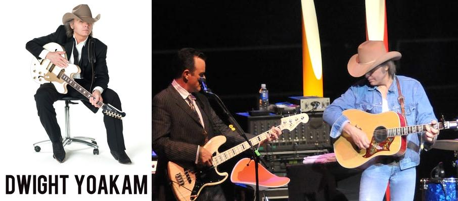 Dwight Yoakam at The Fillmore