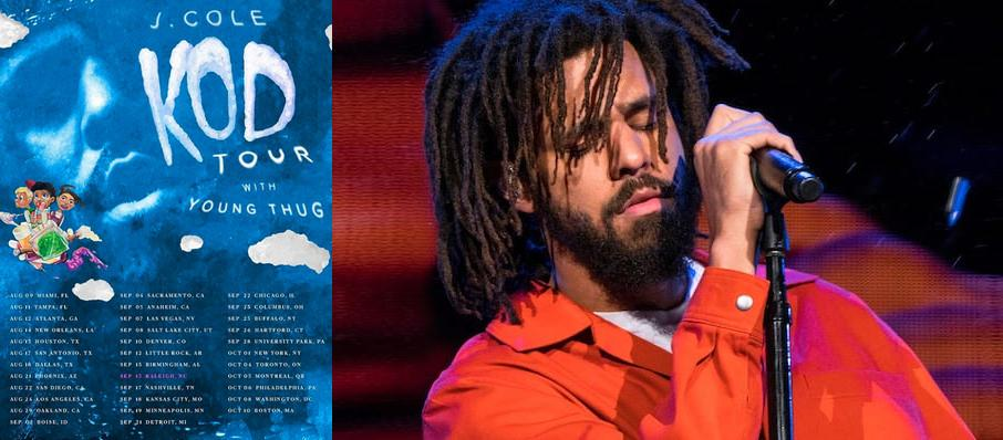 J. Cole at Smoothie King Center