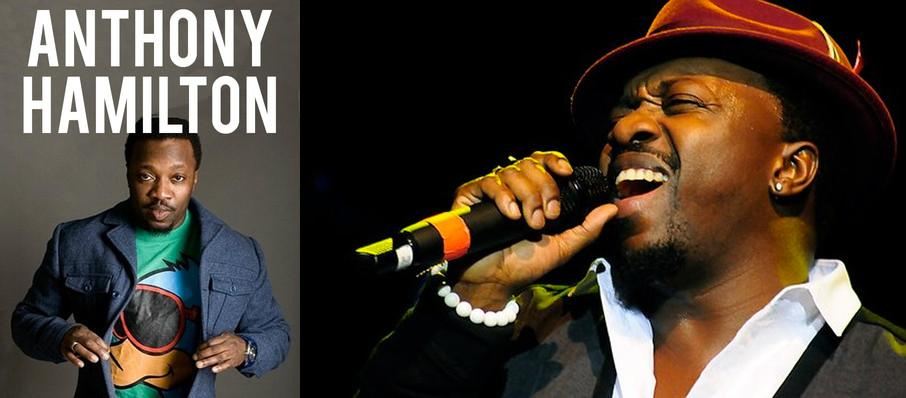 Anthony Hamilton at Uno Lakefront Arena