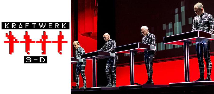 Kraftwerk at Orpheum Theater