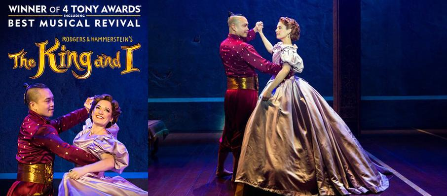 Rodgers & Hammerstein's The King and I at Saenger Theatre