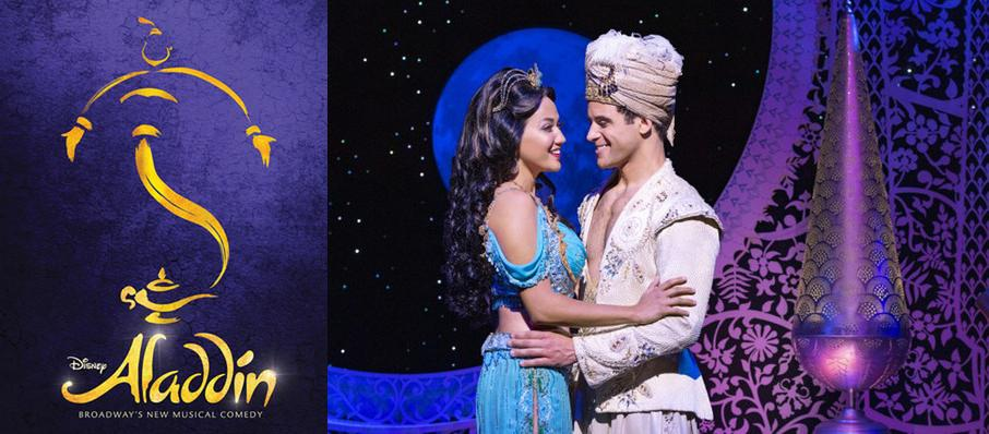 Aladdin at Saenger Theatre