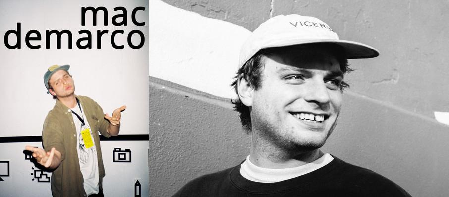 Mac DeMarco at Orpheum Theater