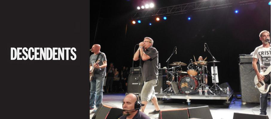 Descendents at The Joy Theater