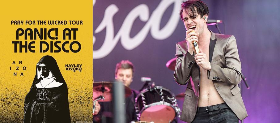 Panic! at the Disco at Smoothie King Center