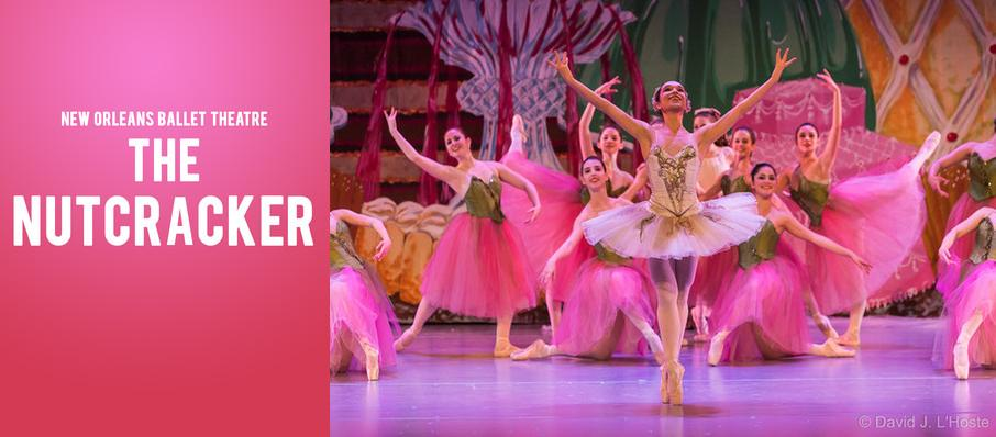 New Orleans Ballet Theatre - The Nutcracker at Orpheum Theater