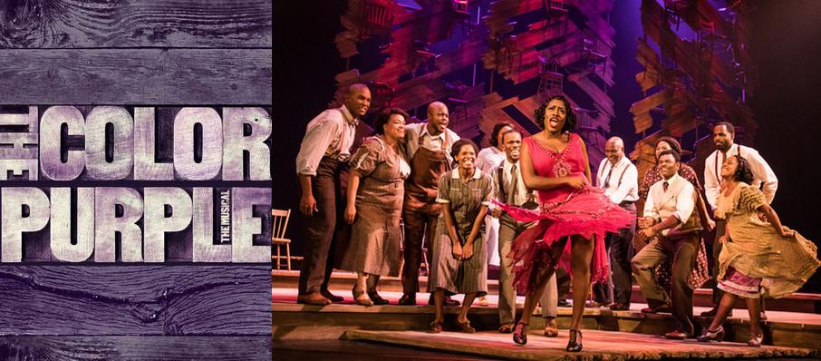 The Color Purple at Saenger Theatre