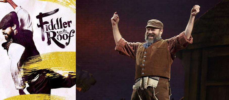 Fiddler on the Roof at Saenger Theatre