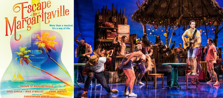 Escape to Margaritaville at Saenger Theatre