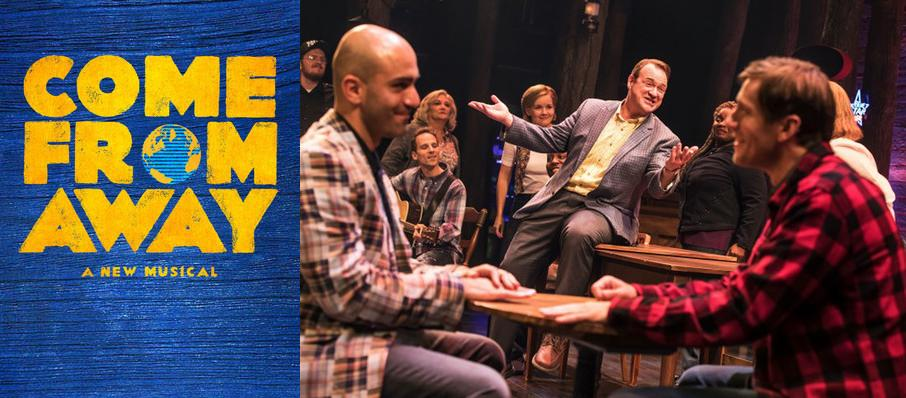 Come From Away at Saenger Theatre