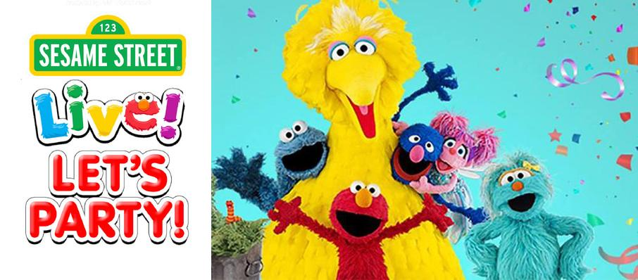 Sesame Street Live - Let's Party at Uno Lakefront Arena