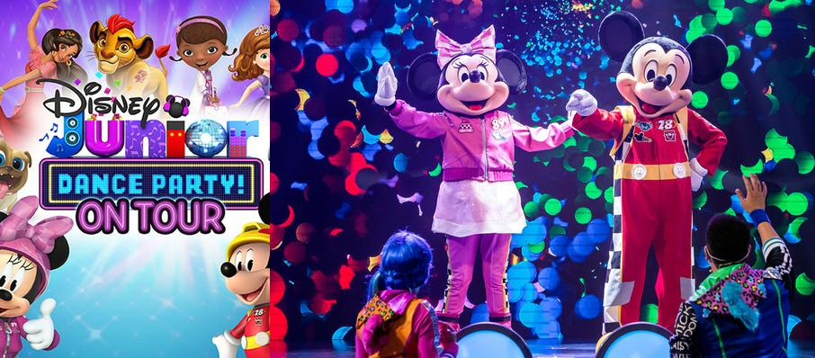 Disney Junior Live: Dance Party at Saenger Theatre
