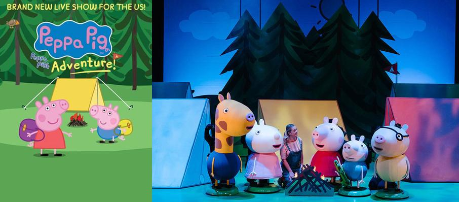 Peppa Pig Live at Saenger Theatre
