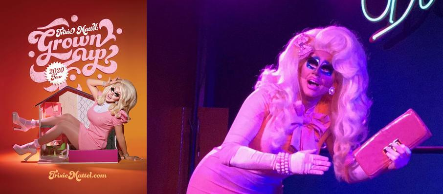 Trixie Mattel at The Civic Theatre