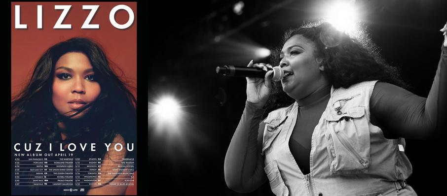 Lizzo at The Fillmore