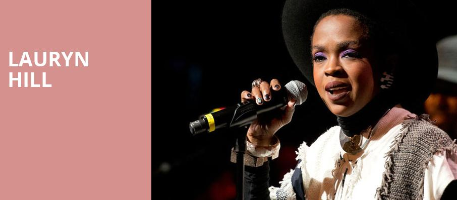 Lauryn Hill, Uno Lakefront Arena, New Orleans