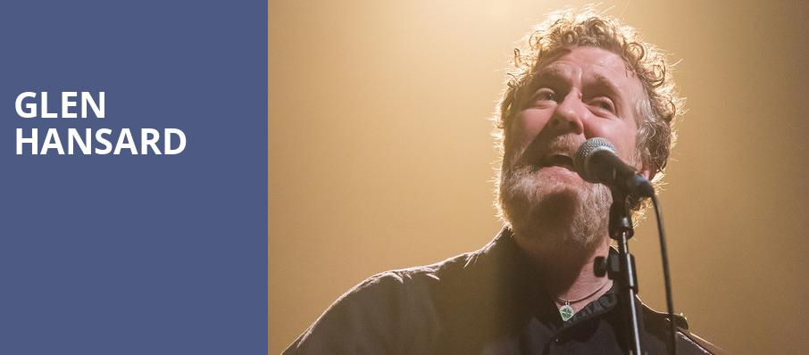Glen Hansard, House of Blues, New Orleans
