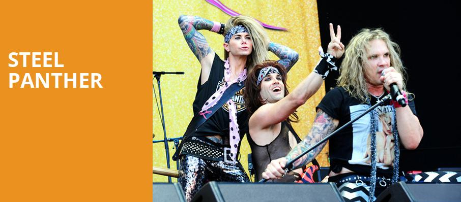 Steel Panther, The Fillmore, New Orleans