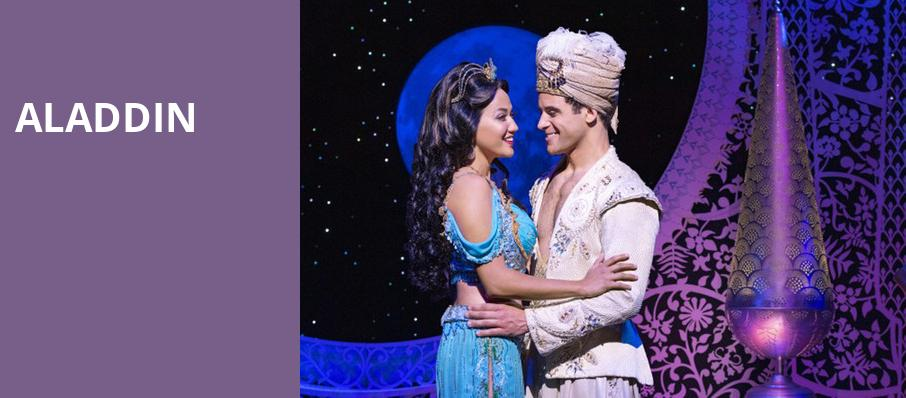 Aladdin, Saenger Theatre, New Orleans