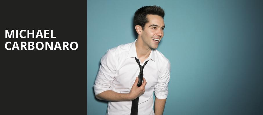 Michael Carbonaro, Saenger Theatre, New Orleans