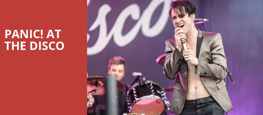 Panic at the Disco, Smoothie King Center, New Orleans