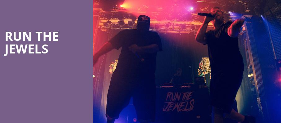 Run The Jewels, The Joy Theater, New Orleans