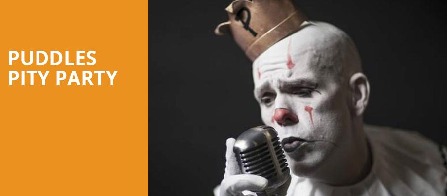 Puddles Pity Party, The Joy Theater, New Orleans