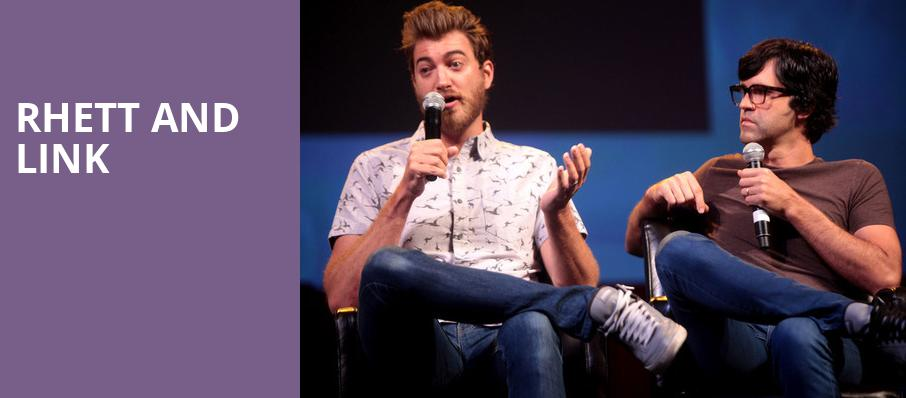 Rhett and Link, Saenger Theatre, New Orleans