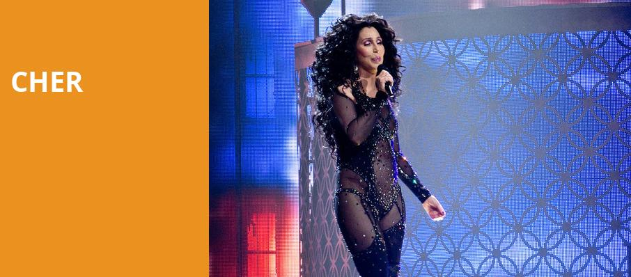 Cher, Smoothie King Center, New Orleans